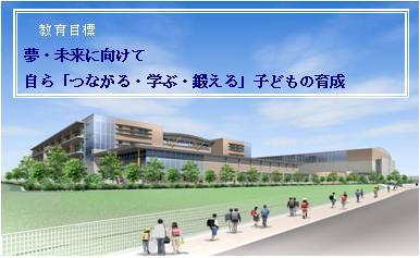 彩都の丘学園イメージ図